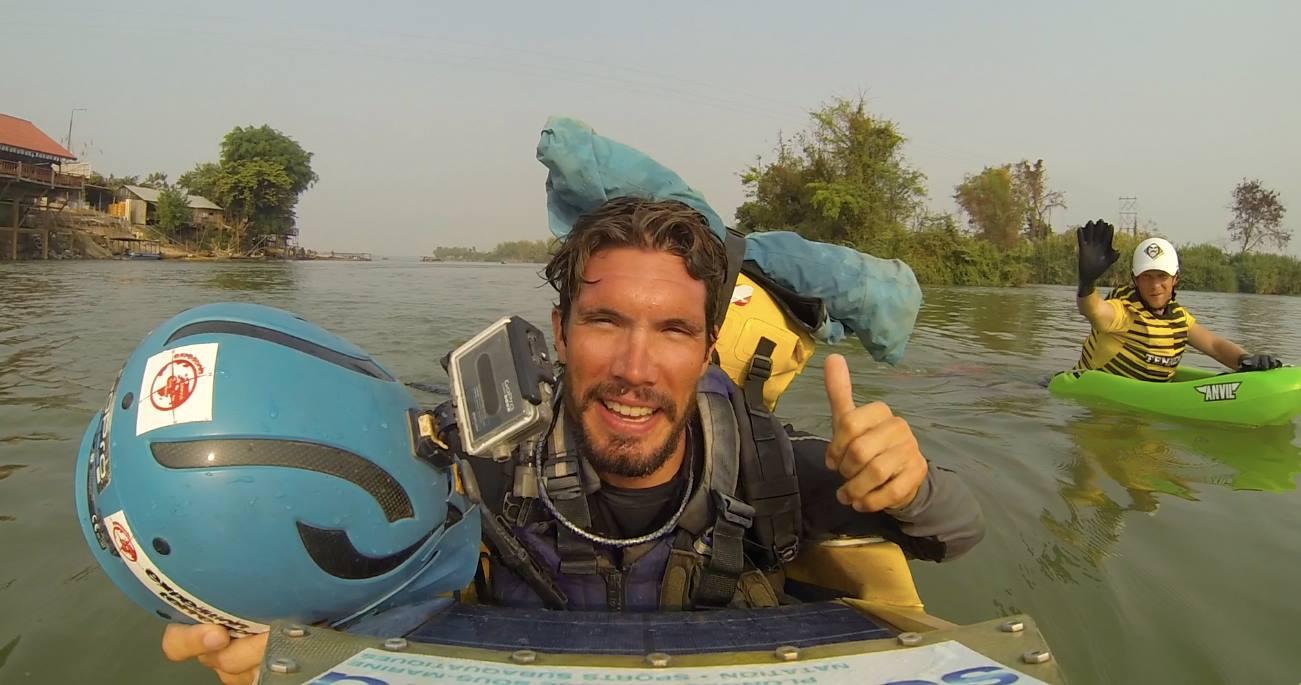 A nuoto per 4000 chilometri: giù le mani dall'acqua