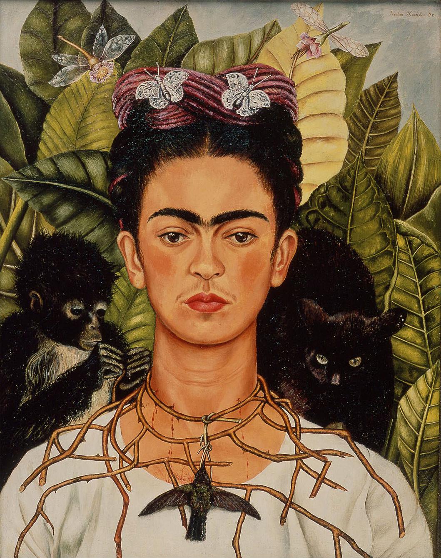 Frida Kahlo: l'arte, la passione, il tormento