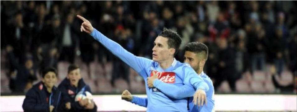 Calcio, il Napoli consegna lo scudetto alla Juve