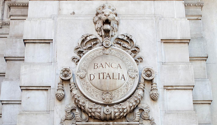 Emblem of the Bank of Italy