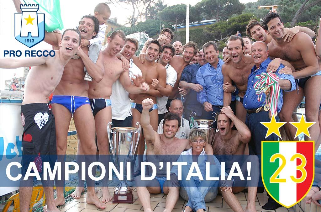 Coppa Italia, la Pro Recco conquista il nono titolo