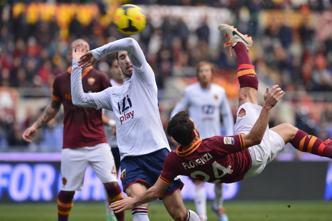 SuperTotti ridà slancio alla Roma