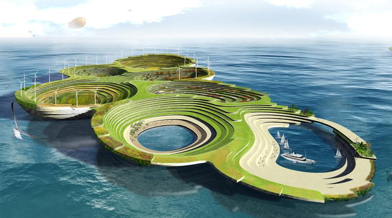 Città galleggianti autosufficienti il futuro del nostro pianeta?