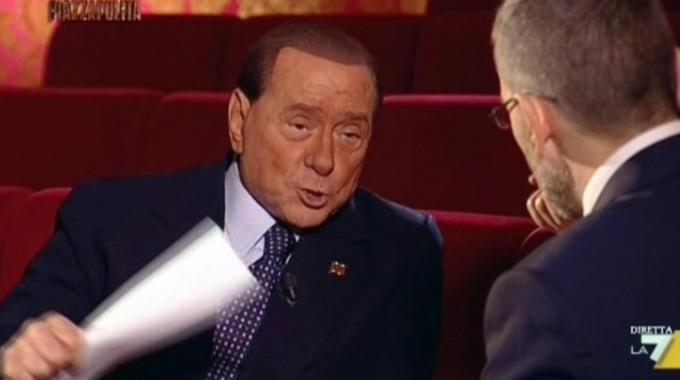 Berlusconi sconterà la sua pena tra i malati di Alzheimer