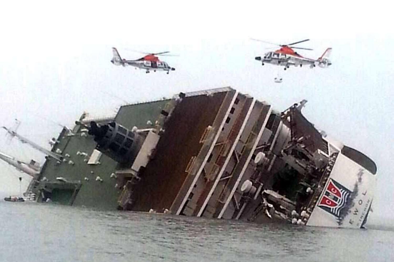 Tragico naufragio a Seul: 3 morti e 292 dispersi in mare