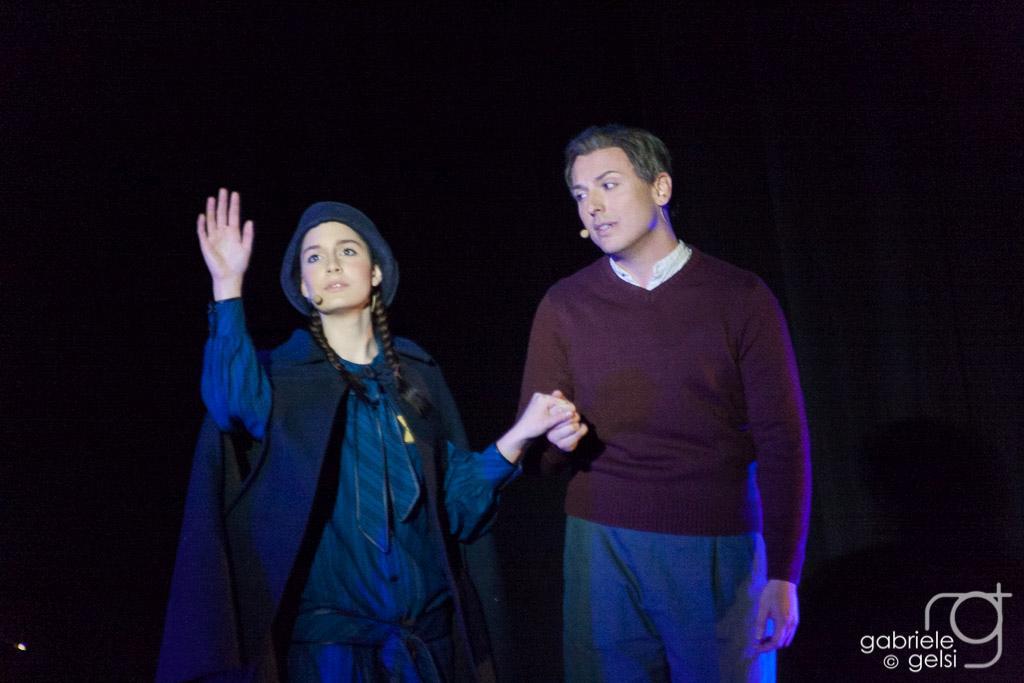 """Virgilio Brancaccio interpreta Karol Wojtyla: """"Far teatro è il mio modo di trasformare la vita in un capolavoro"""""""