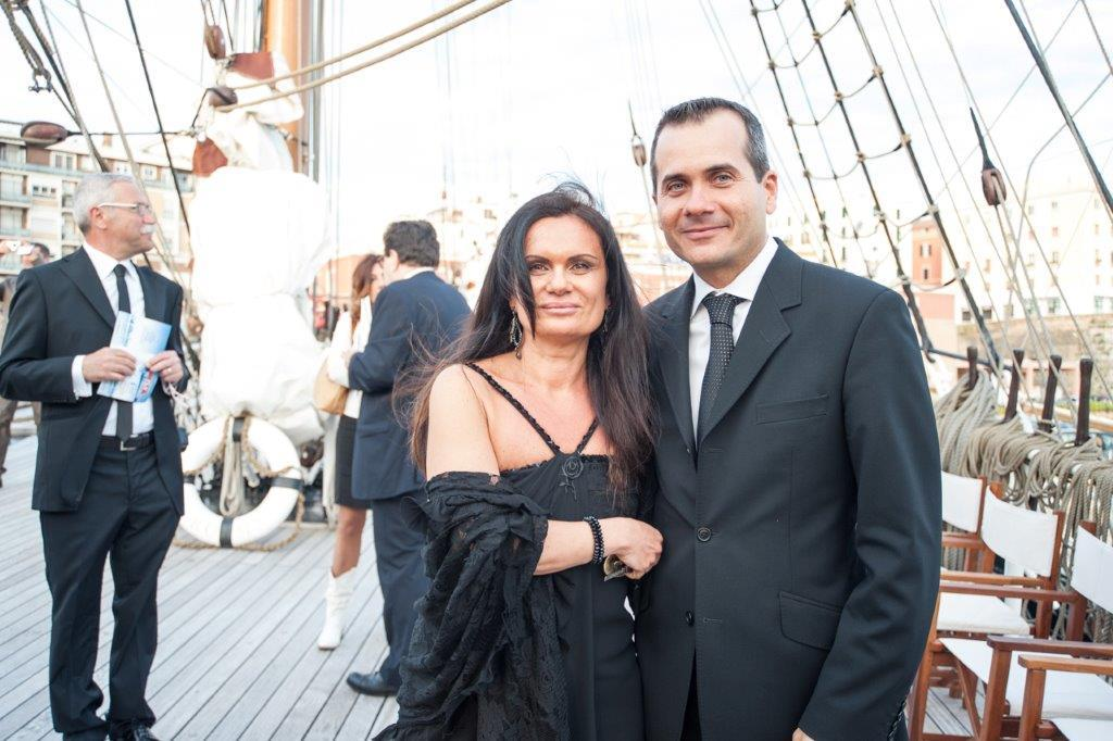 Vita Livia Bradascio ed Riccardo Mazzanti