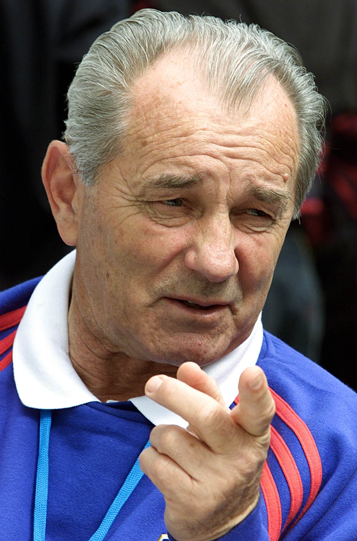 Si è spento Vujadin Boskov, il papà della Samp tricolore