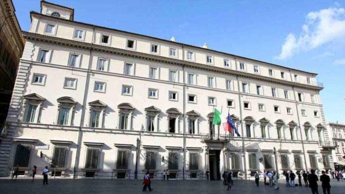 Alta tensione nella maggioranza: riunione a Palazzo Chigi