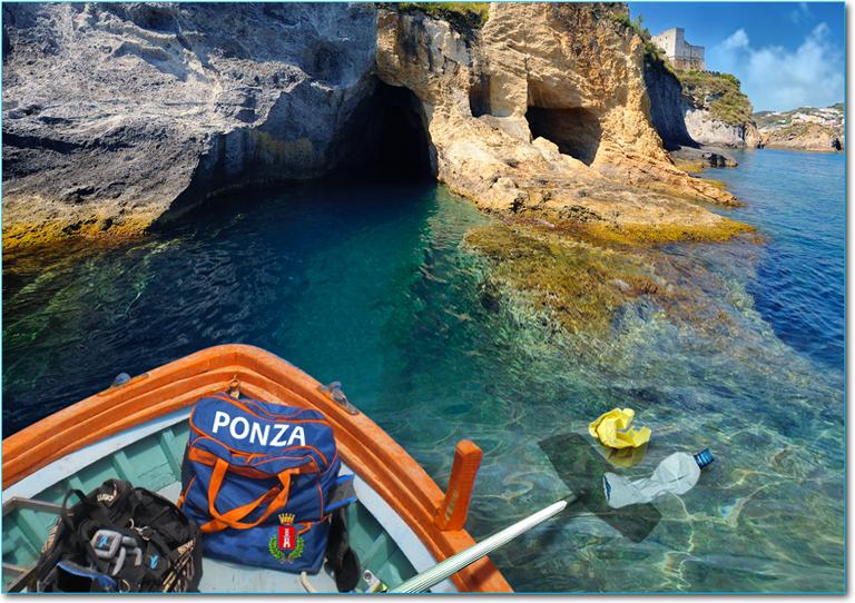 Vacanze a Ponza gratis per chi si impegna a pulire le spiagge