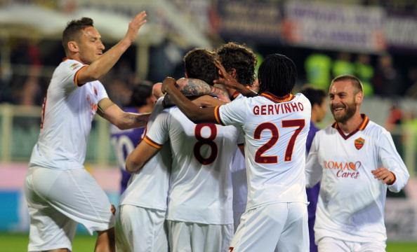 La Roma blinda il 2° posto, Lazio più lontana dall'Europa