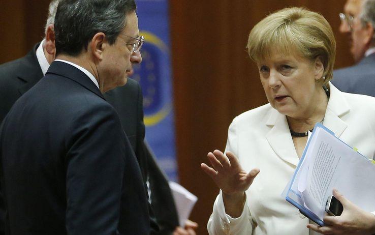 Economia al rallentatore, si aspettano le decisioni della Bce