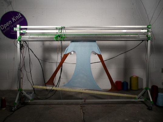 Con la stampante 3D l'abito è fatto