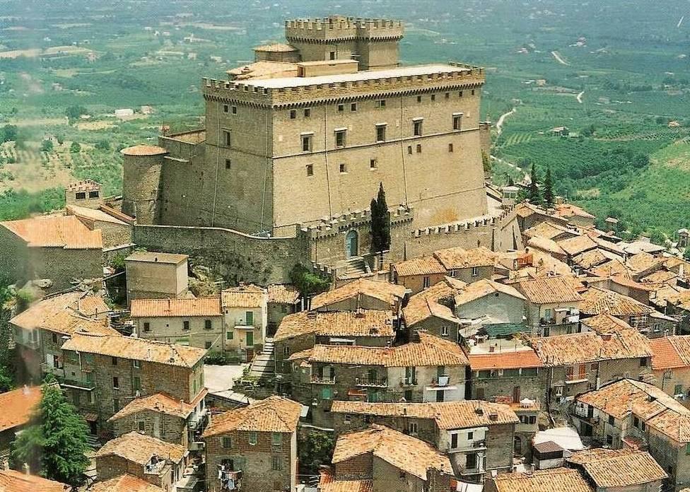 I fantasmi di Castello Orsini a Soriano nel Cimino