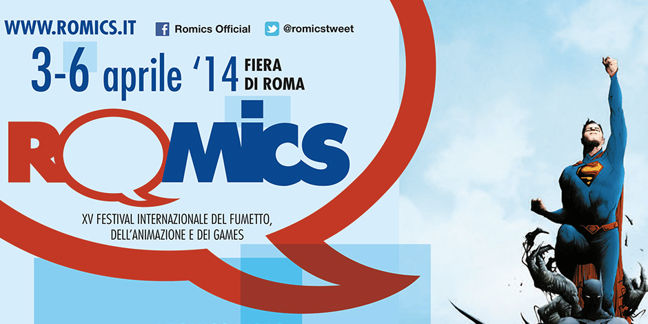 Romics: quindici edizioni tra Batman e Cosplay