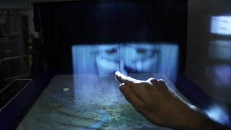Anche i tablet diventano 3D con lo schermo a nebbia