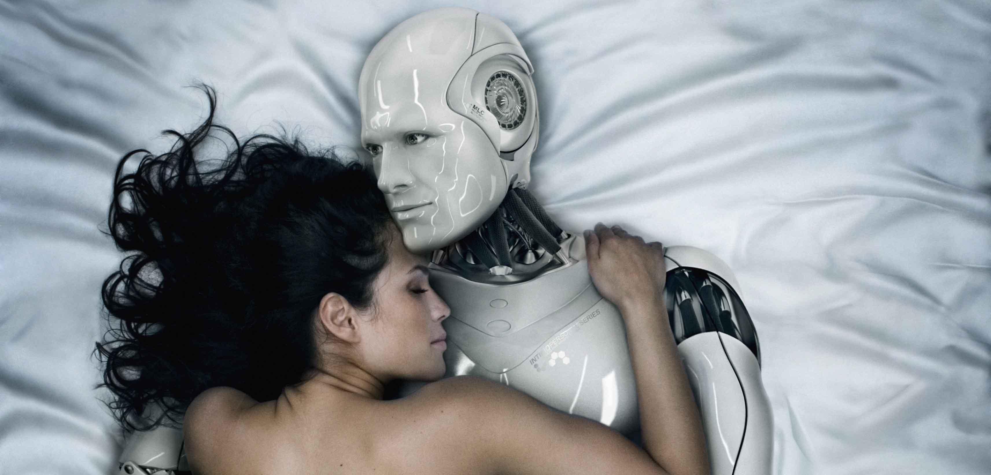 Uno su cinque ha detto sì. E tu, faresti sesso con un robot?