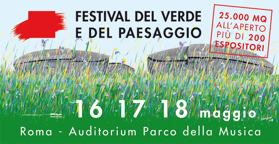 Verde e paesaggio, è festival all'Auditorium