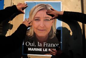Manifesto elettorale di Marine Le Pen