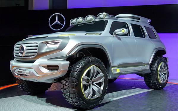 Nuova Mercedes Classe G per il 2017