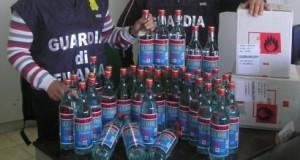 alcolici di contrabbando