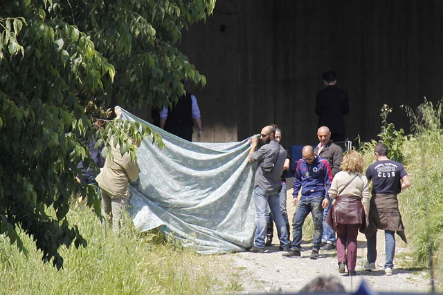 Nuda e crocifissa: omicidio Firenze forse opera di un maniaco