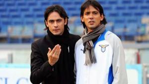 I fratelli Inzaghi ancora contro?