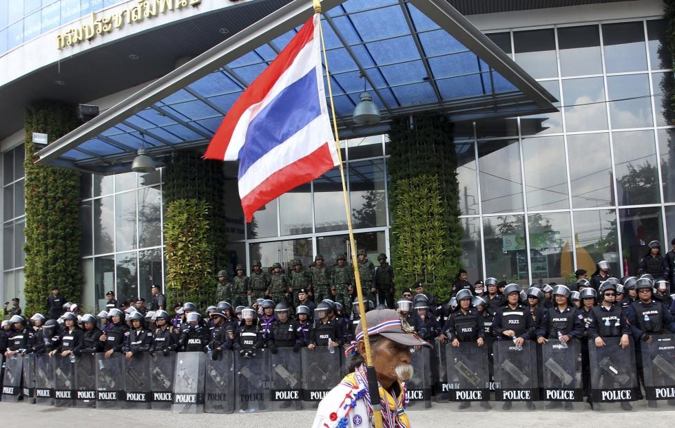 Colpo di Stato, la Thailandia trema
