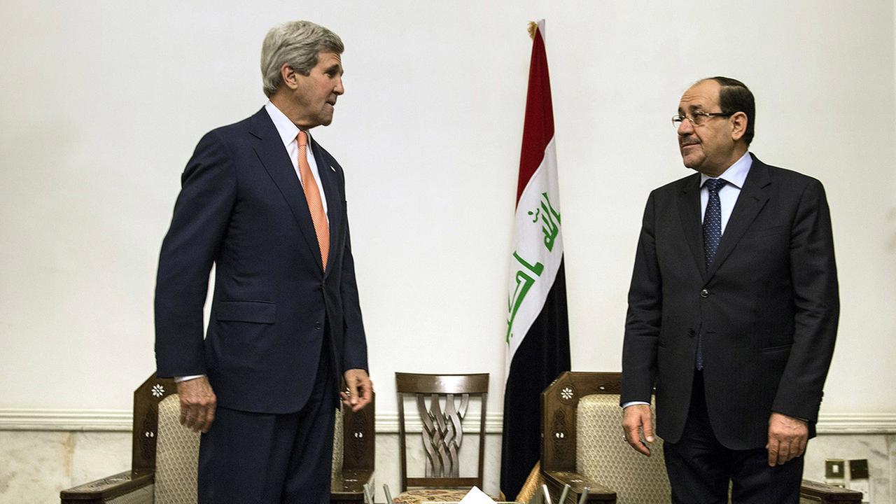 Gli Usa a Baghdad: alleatevi ai sunniti