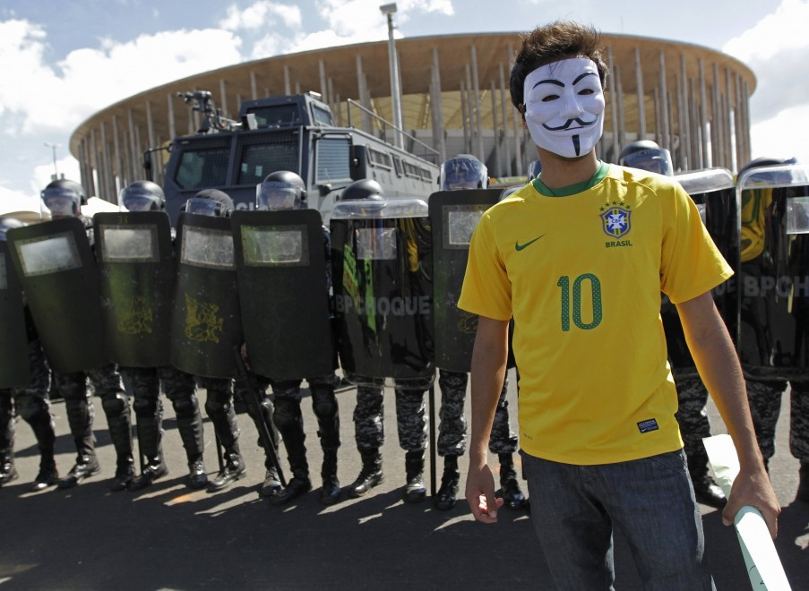 Brasile: il lato oscuro della Coppa del Mondo