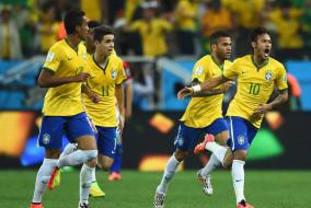La gioia di Neymar &co.
