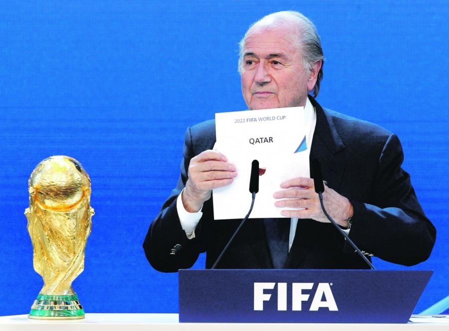 Sunday Times: il Qatar comprò i voti per il Mondiale