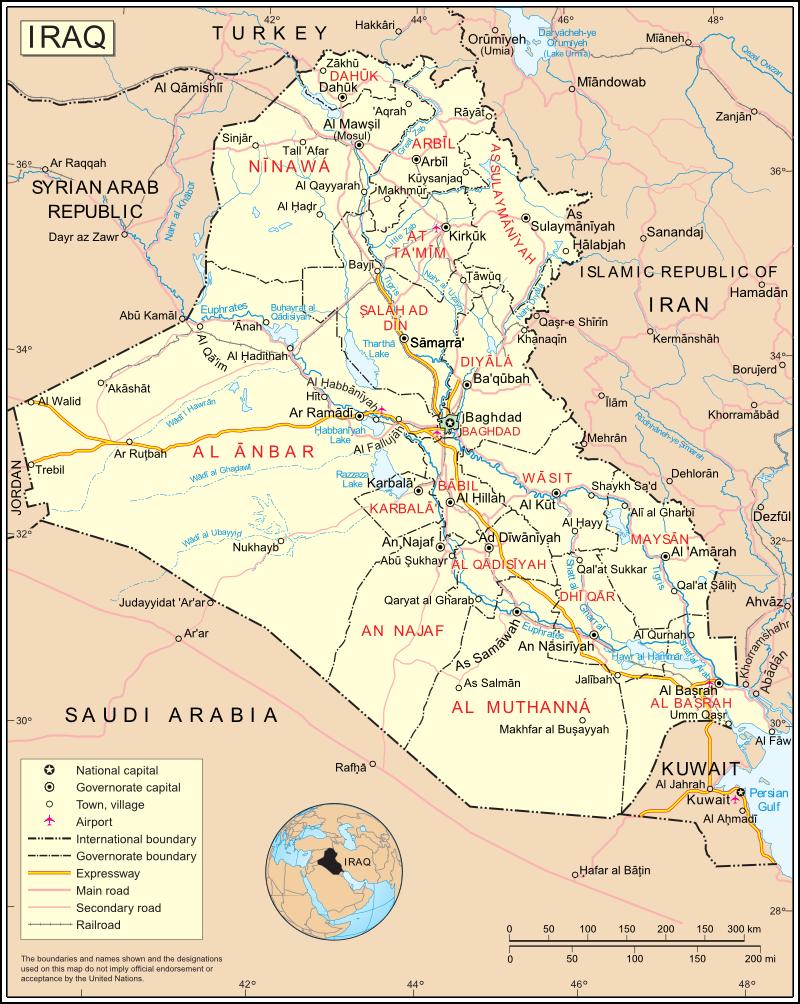 Allarme Iraq: i ribelli marciano su Baghdad