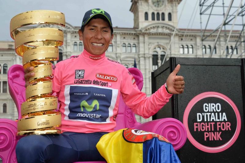 E' di Quintana il Giro della Colombia e dei giovani