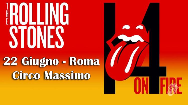 Rolling Stones, 70mila in delirio a Roma
