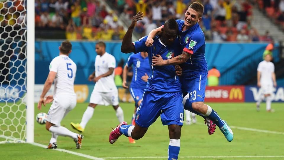 Notte magica: Marchisio e Balo stendono gli inglesi