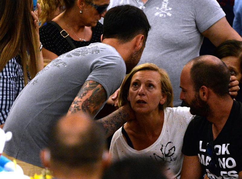 Il lutto di Napoli per Ciro Esposito