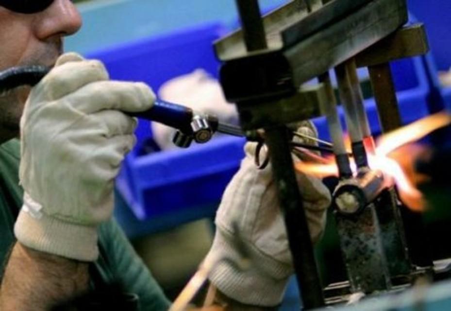 """Dati sul settore manifatturiero, """"Un bollettino di guerra"""""""