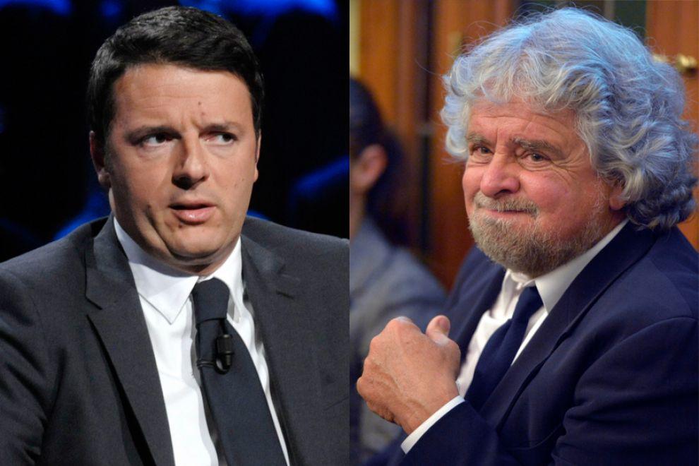 Grillo-Renzi: prove di dialogo