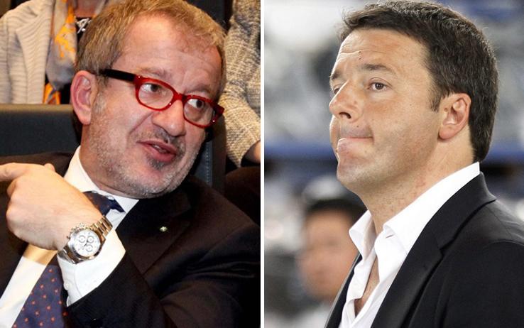 Maroni: Expo a rischio, Renzi: pensi alla Lombardia
