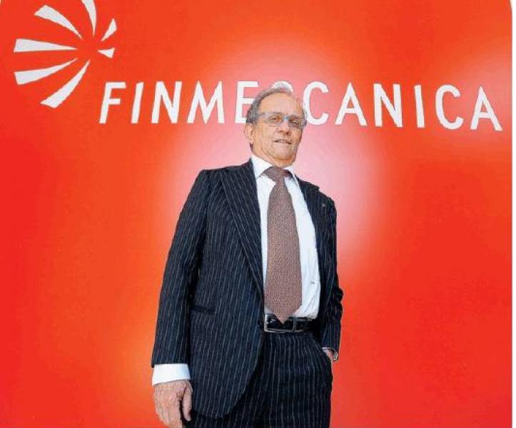 Finmeccanica: Guarguaglini ai domiciliari