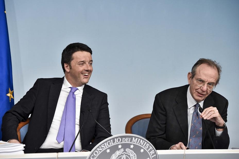 Padoan: le banche colgano l'opportunità offerta dalla BCE