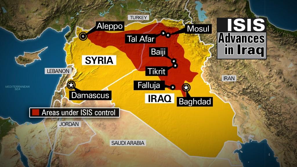 Iraq: i jiadhisti puntano al Califfato
