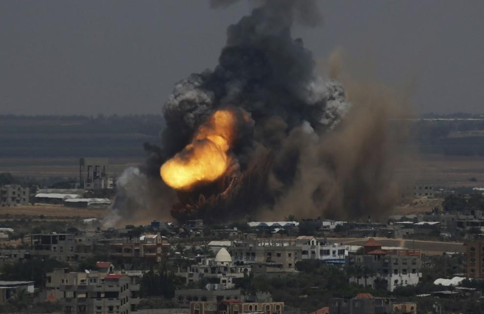 Israele-Hamas: è scontro militare aperto