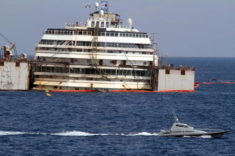 Il relitto della Concordia diventerà un museo galleggiante