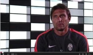 Il videoannuncio dell'addio di Antonio Conte