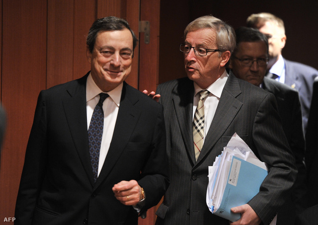 Juncker: prioritari lavoro e crescita. Draghi: c'è ripresa ma è modesta
