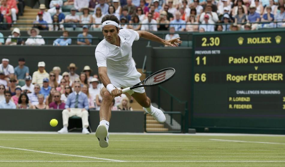 Wimbledon: è scontro generazionale