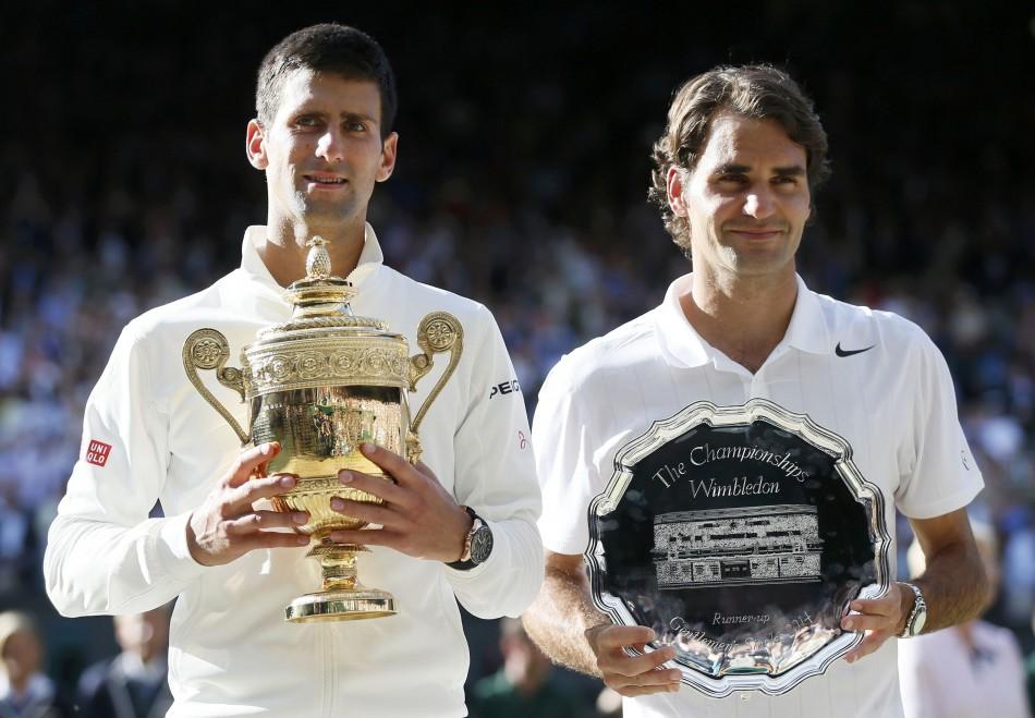 Wimbledon : Nole doma in 5 set Roger in una finale da sogno