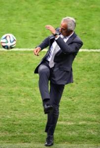 Vahid Halilhodzic: lo stile del tecnico bosniaco dell'Algeria è ancora quello di quando giocava